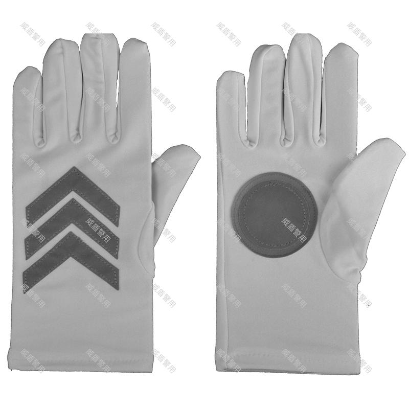 万博体育世杯版手套 棉反光